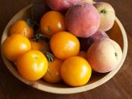 Spicy Peach and Yellow Tomato Jam found on PunkDomestics.com